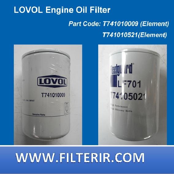Lovol-Oil-Filter-T741010009-T64101001-T64102001-T741010001-T74105011-T74105021-T74105030-1004TG-1006TAG-1004-4Z-1006-6TZ-1003G-1006TG2A